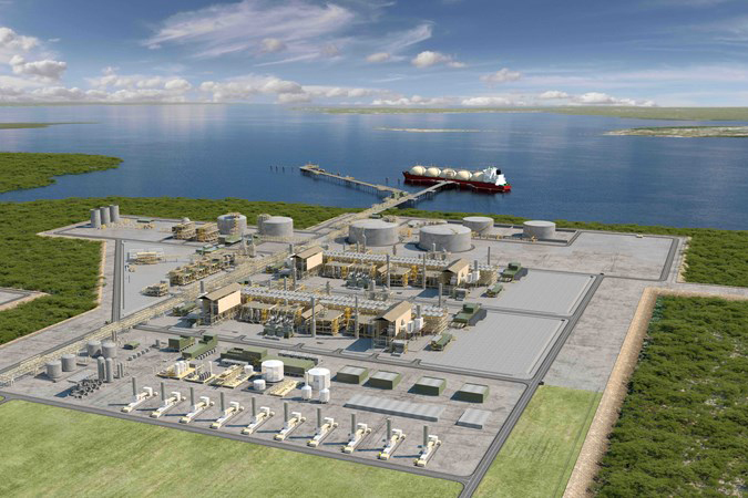 Ichthys Onshore LiquidNatural Gas Facility - Darwin, AustraliaLaing O'Rourke