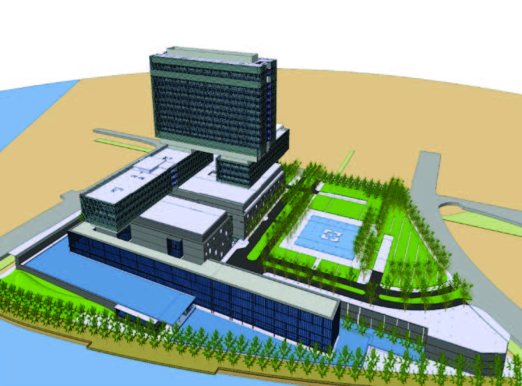Cleveland Clinic Abu Dhabi Hospital — Trimble Consulting