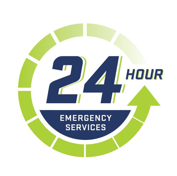 24/7 EMERGENCY SERVICE -