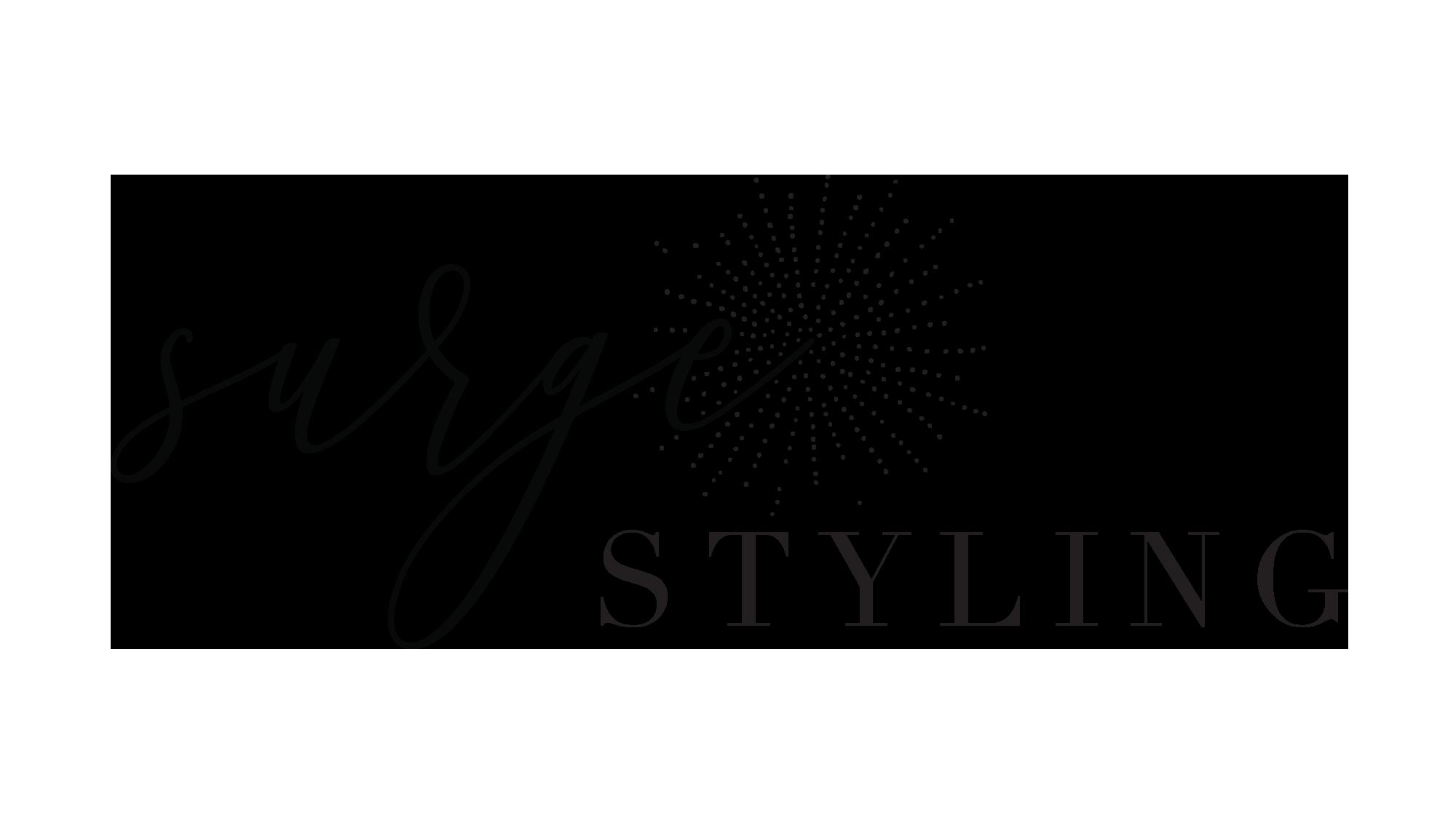 Surge Styling Logo