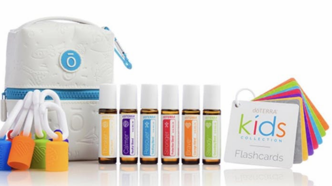 children and essential oils