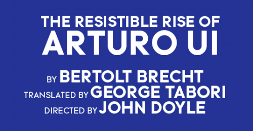 The Resistible Rise of Arturo Ui  played its final performance at Classic Stage Company on December 22, 2018.