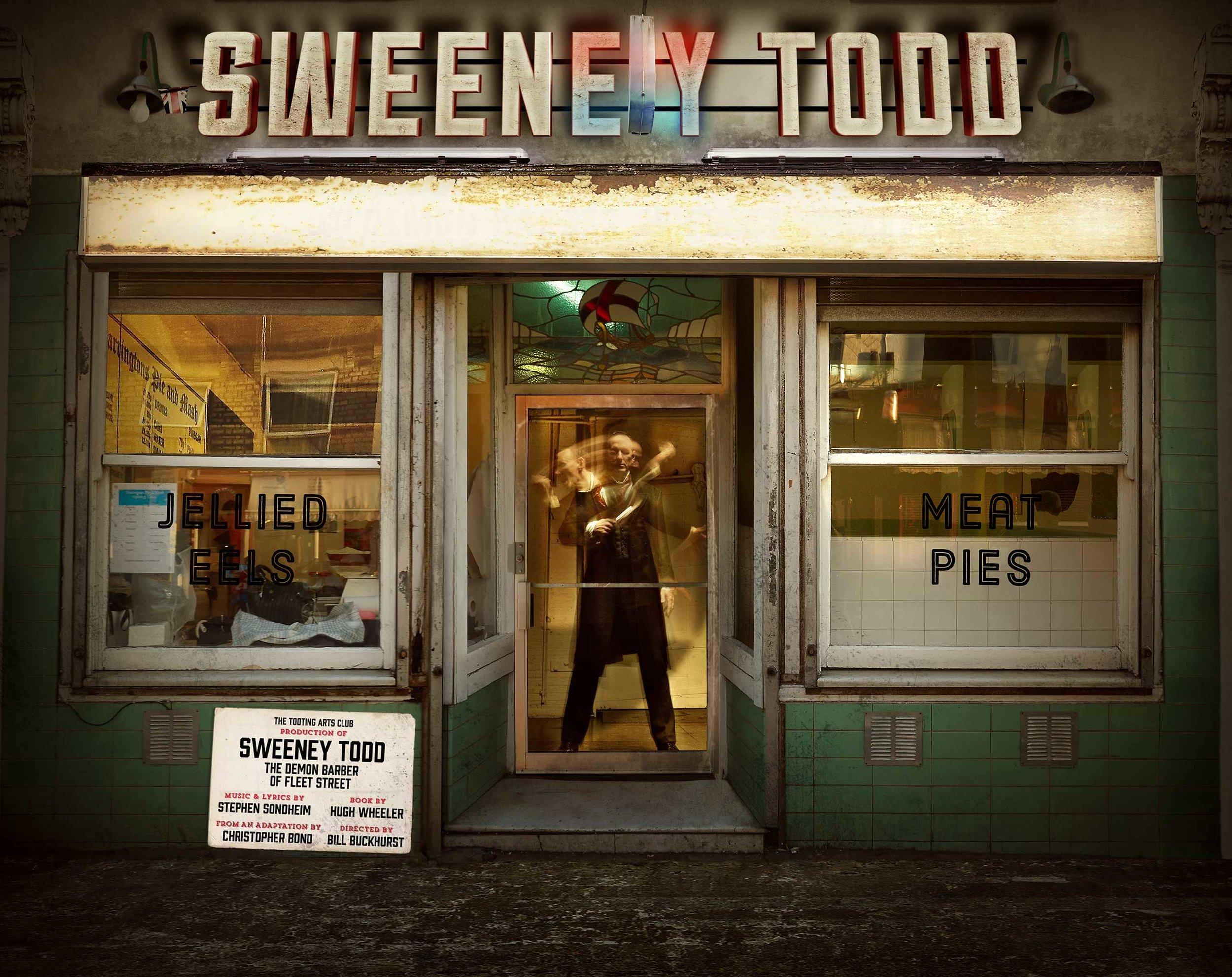 Sweeney Todd at Barrow Street Theatre