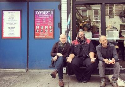 Christopher Gurr, Eddie Cooper & Thom Sesma