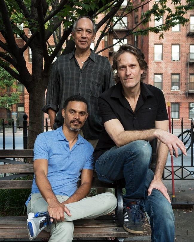 Duane Boutte, Thom Sesma & Michael Laurence