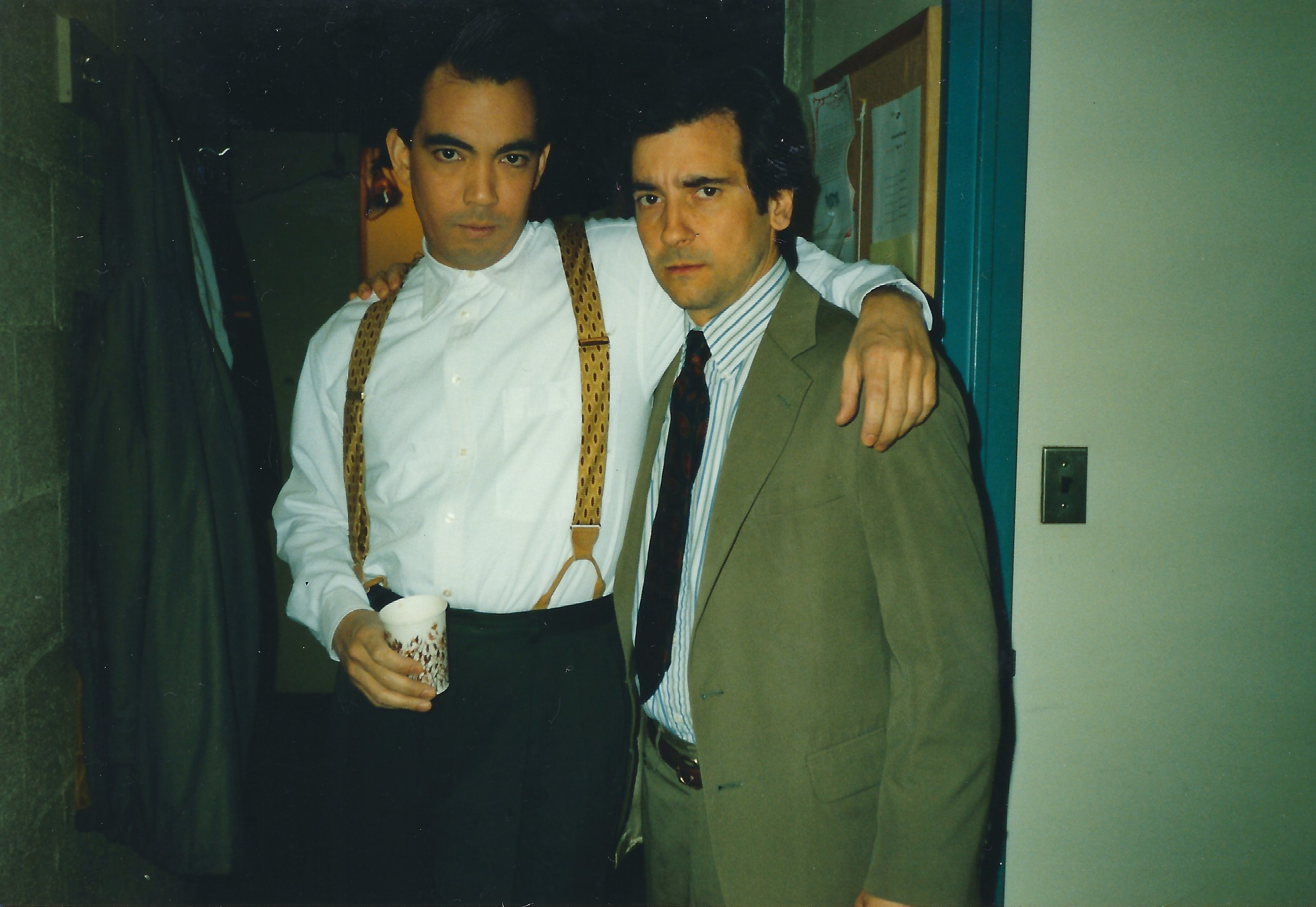 Thom Sesma & Griffin Dunne