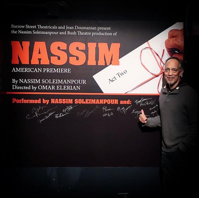 Thom Sesma in Nassim