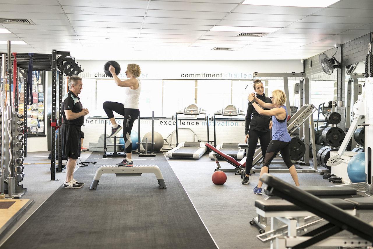Neutral Bay Fitness Studio