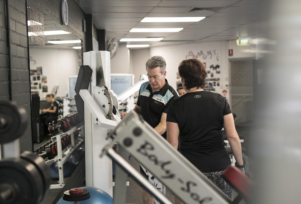 Body Language Neutral Bay Gym