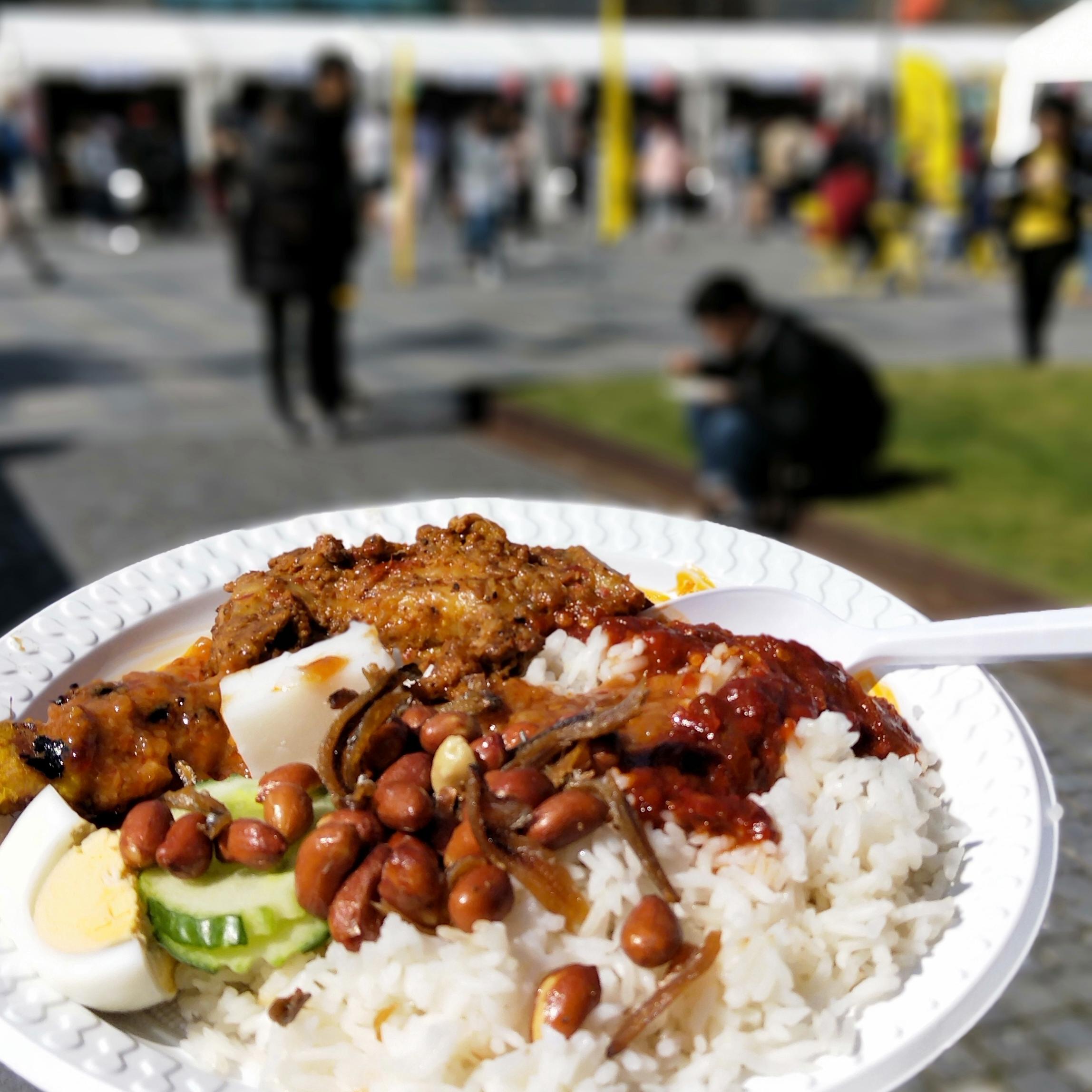 MALAYSIAN FOOD - ASIAN FOOD FESTIVAL | EASTERN AVENUE
