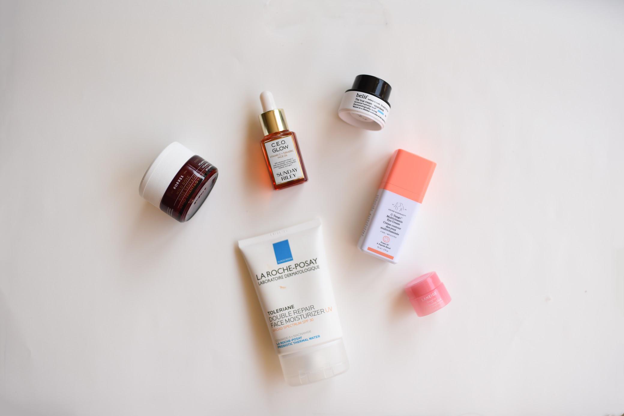 simple skincare routine blog post 2019