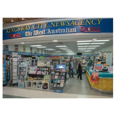KINGSWAY CITY NEWSAGENCY - (08) 9409 1511