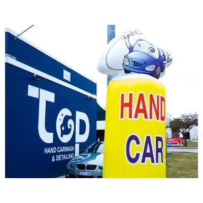 TOP HAND CARWASH & DETAILING - (08) 9309 1546
