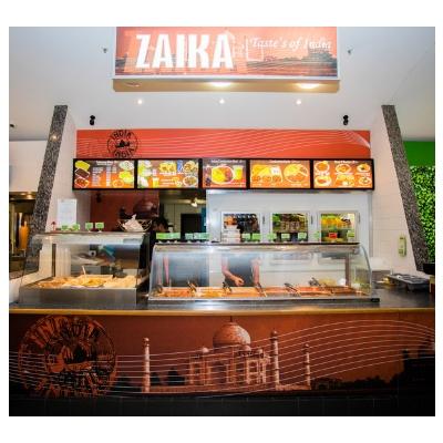ZAIKA TASTE OF INDIAN - 0401 801 392