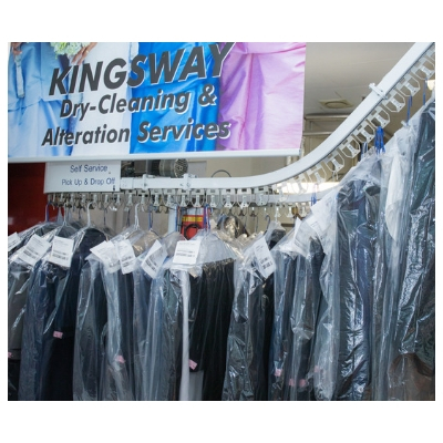 KINGSWAY DRY-CLEANING & ALTERATIONS SERVICES - 9309 5858
