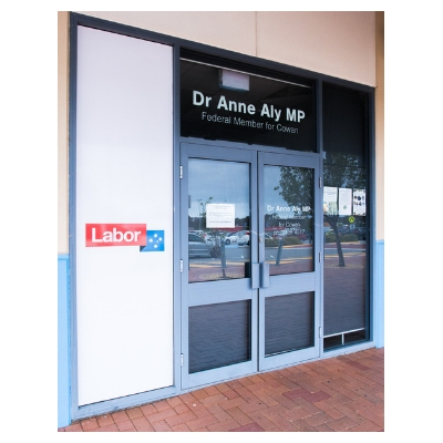 DR ANNE ALY MP - (08) 9409 4517