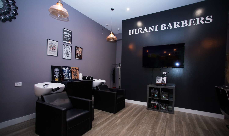 HIRANI BARBERS - (08) 6406 1306