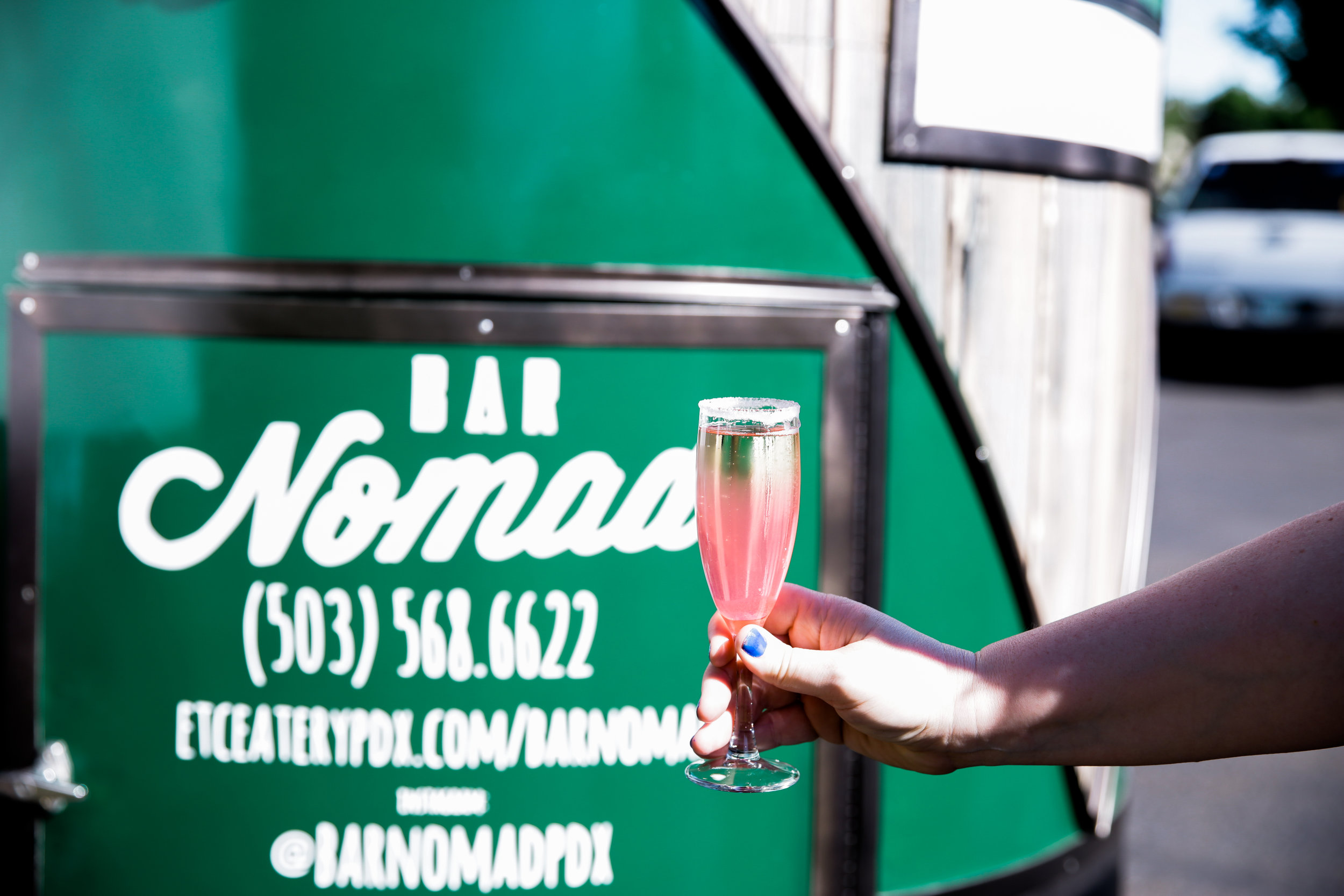 BAR NOMAD RENTAL - etc... eatery provides full-service beverage catering for any event, anywhere, any time