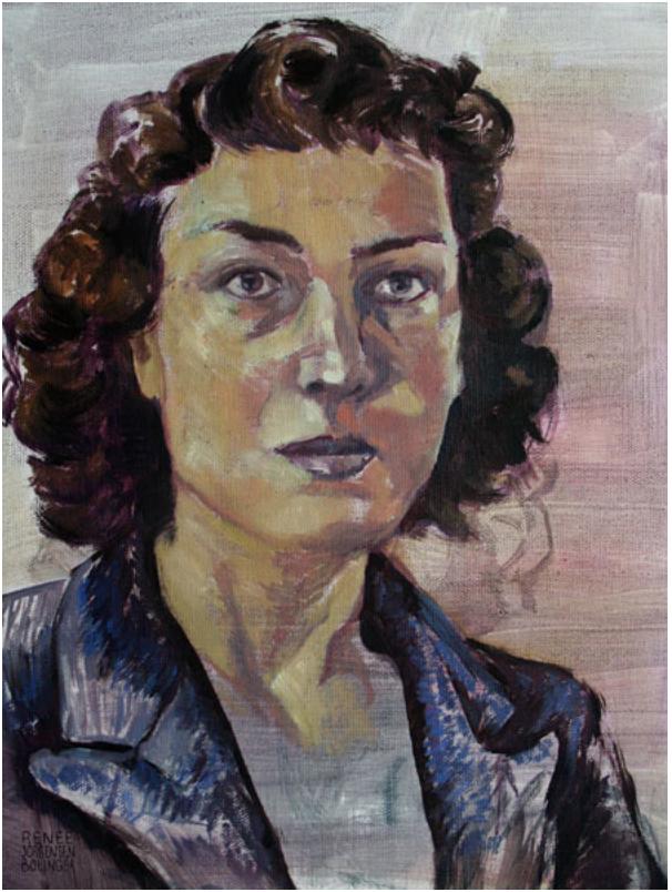 Philippa Foot by  RENÉE JORGENSEN BOLINGER