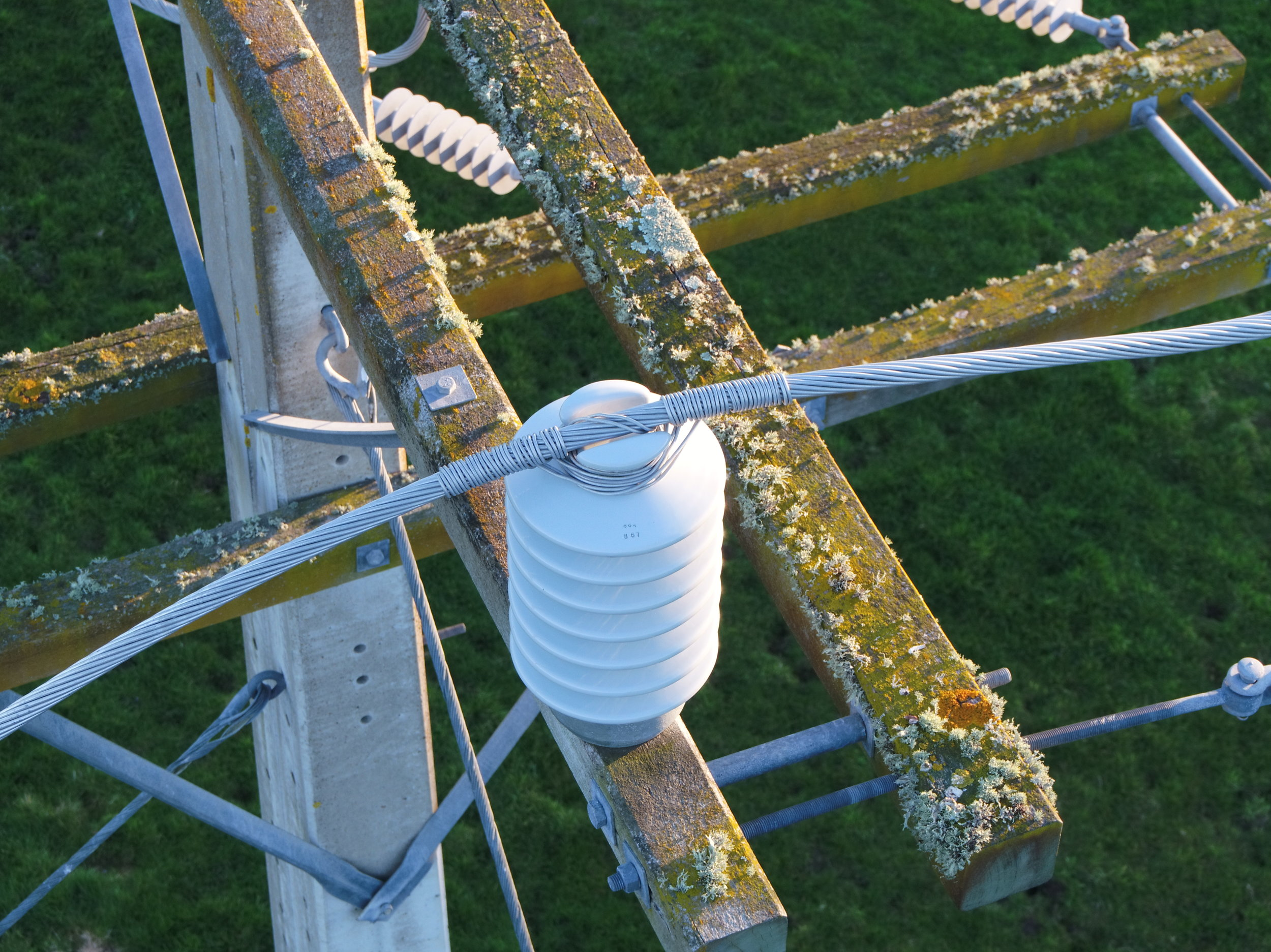 Drone Power Line inspections