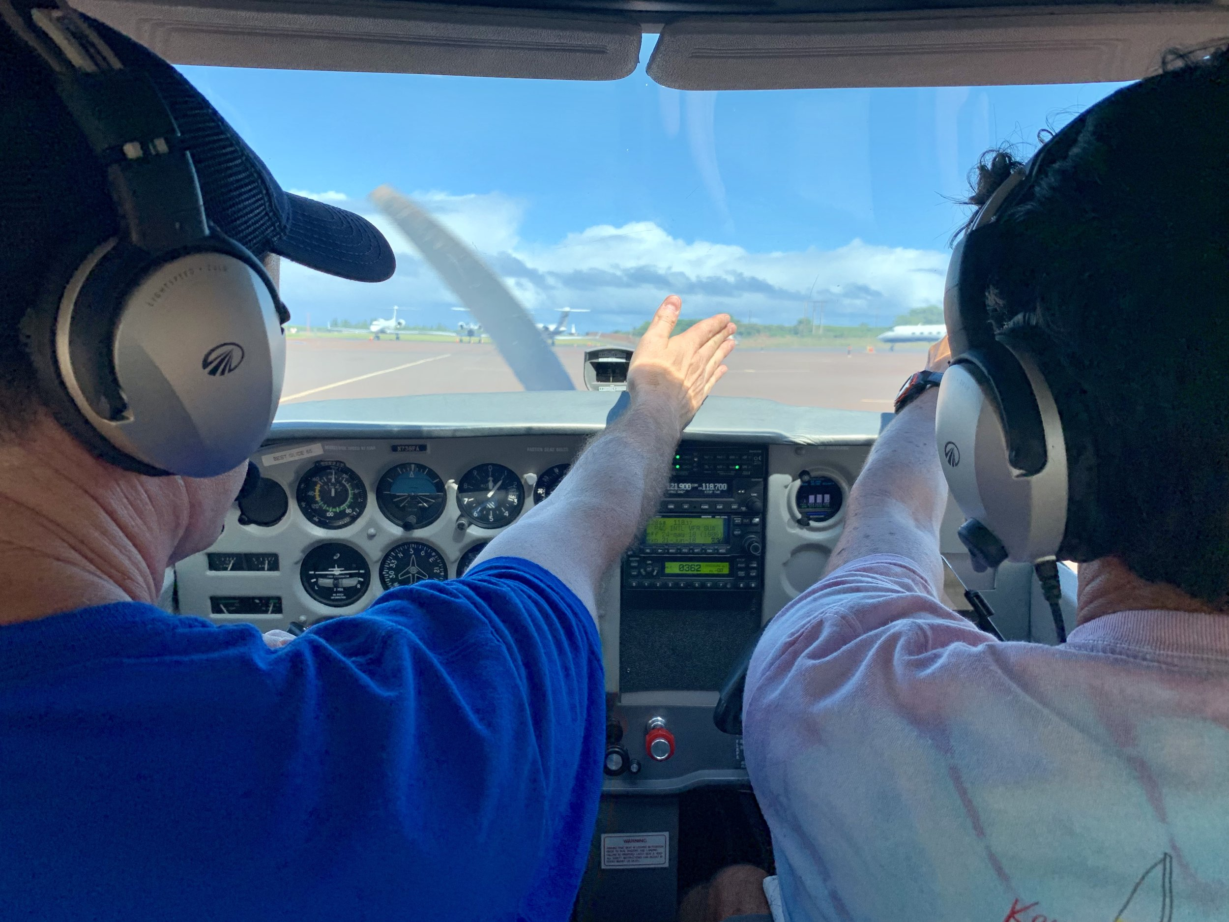 flight training - Fulfill your dream of becoming a pilot! Whether as a hobby or stepping into aviation as a career, we're here to guide you.