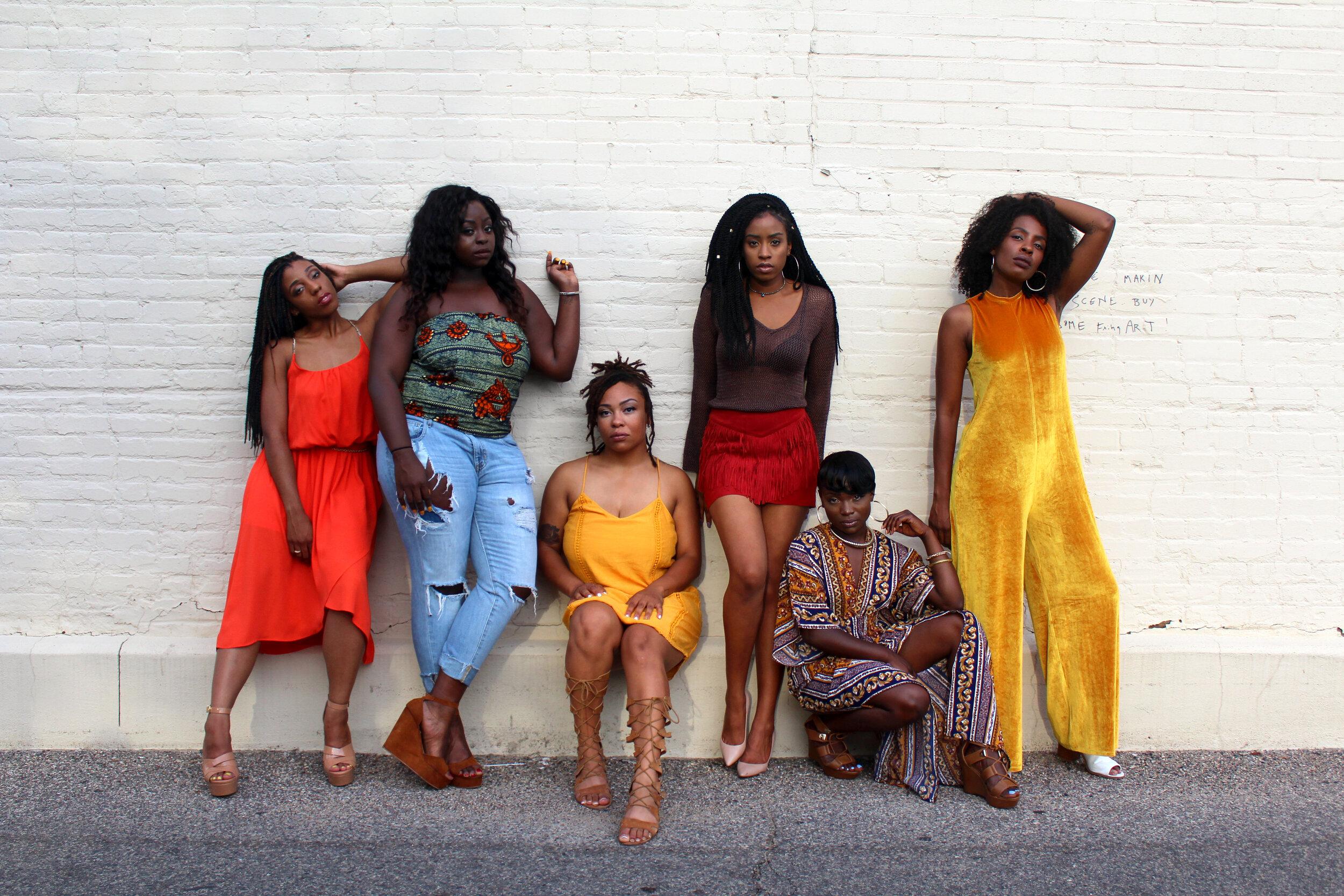 Curvy Runner Girl Squad