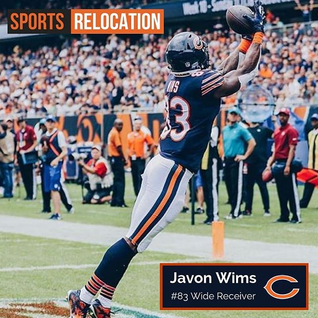 Just as sure as @ChicagoBears WR Javon Wims catching a pass, you can count on our team to have your back when it comes to your #athleterelocation needs. Thank you so much @javon_juice for letting us help make this play with you! #athleteconciergegroup #sportsandentertainment #nfl #nationwide #conciergeintl #sportsrealtor #athleterealtor #athleterealestate #sportsrealestate #nbarealtor #nflrealtor #chicago #chicagobears #bears #chitown