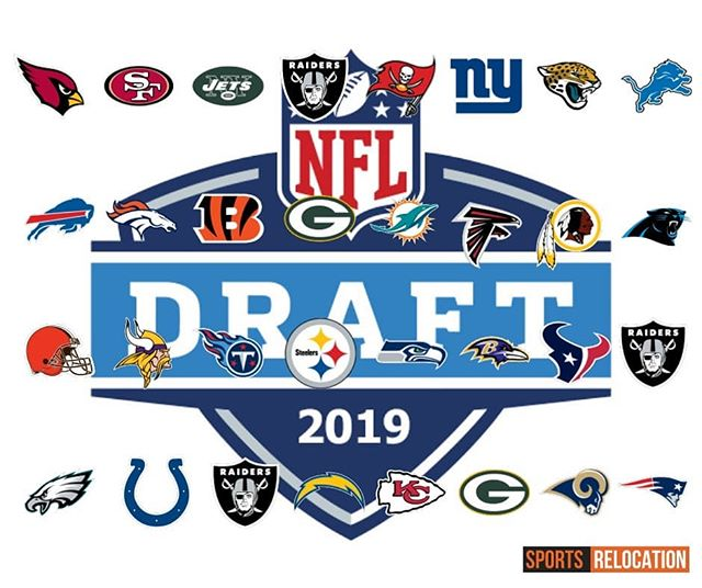 Here's the first round order for the #NFL Draft 2019 which will be hosted by the city of @NashvilleTN. The @AZCardinals get the Number One pick while the @Patriots have the most selections with 12. #nfl #nfldraft #nfldraft2019 #firstround #athleteconciergegroup #sportsrelocation #athleterelocation #sportsandentertainment #nfl #nationwide #conciergeintl #sportsrealtor #athleterealtor #athleterealestate #sportsrealestate #nbarealtor #nflrealtor