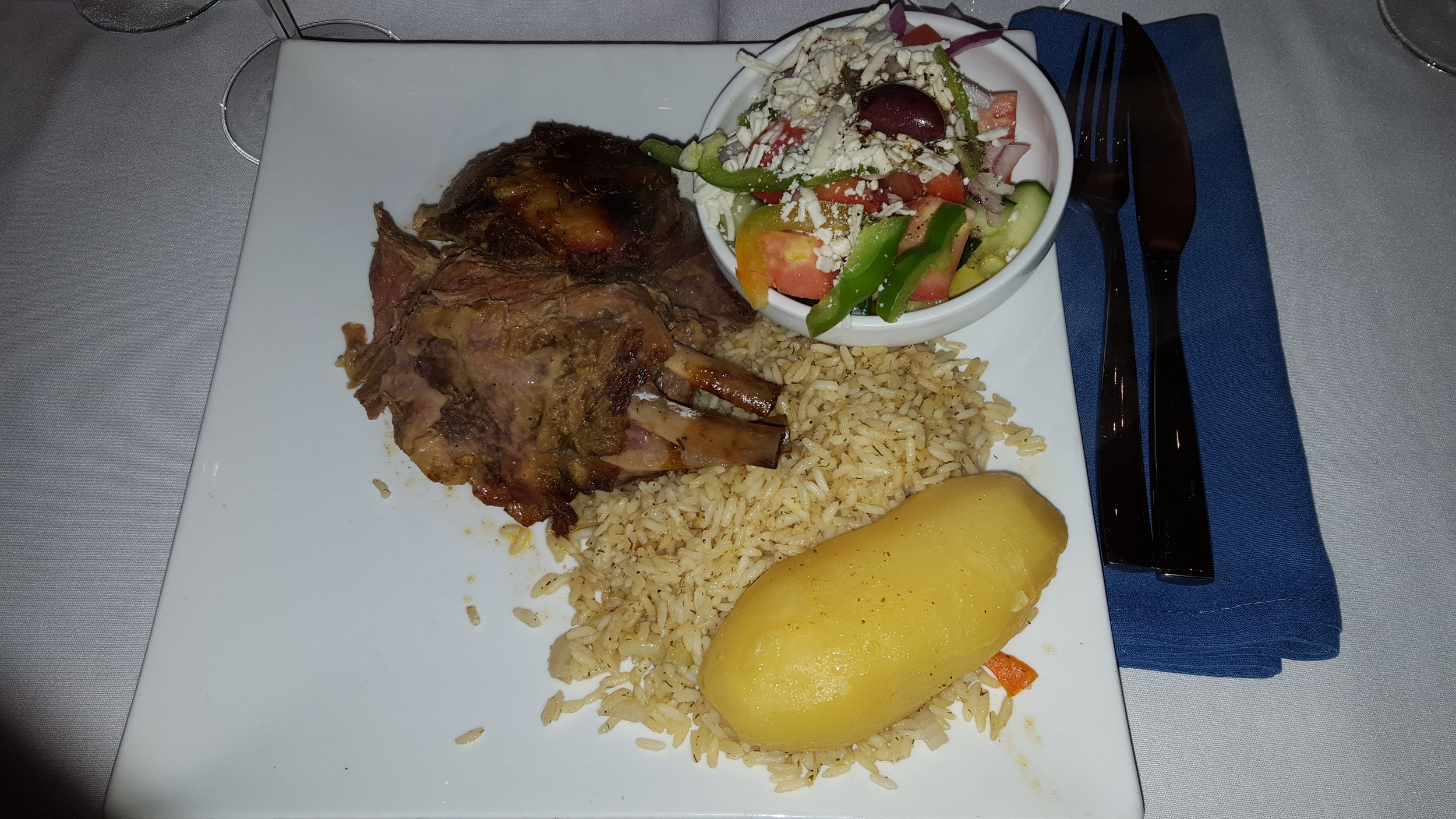 Greek food is famous in Vancouver. Very delicious!