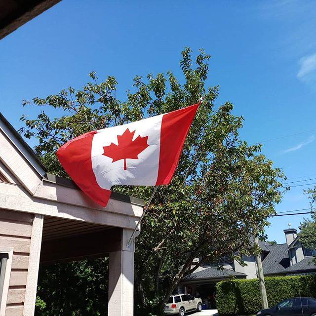 Happy Canada Day! #カナダ留学  #高槻英会話
