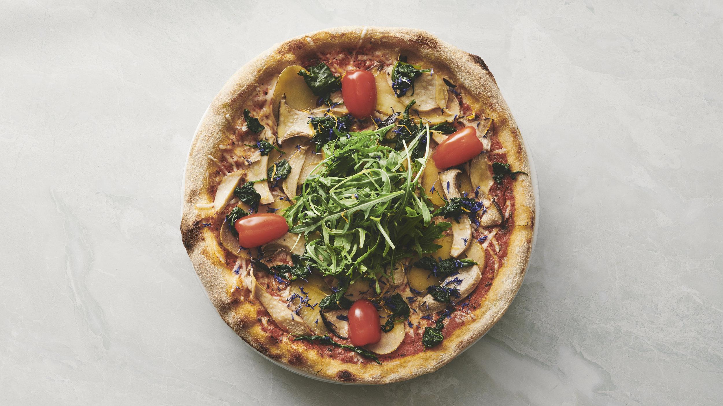 vegansk pizza københavn