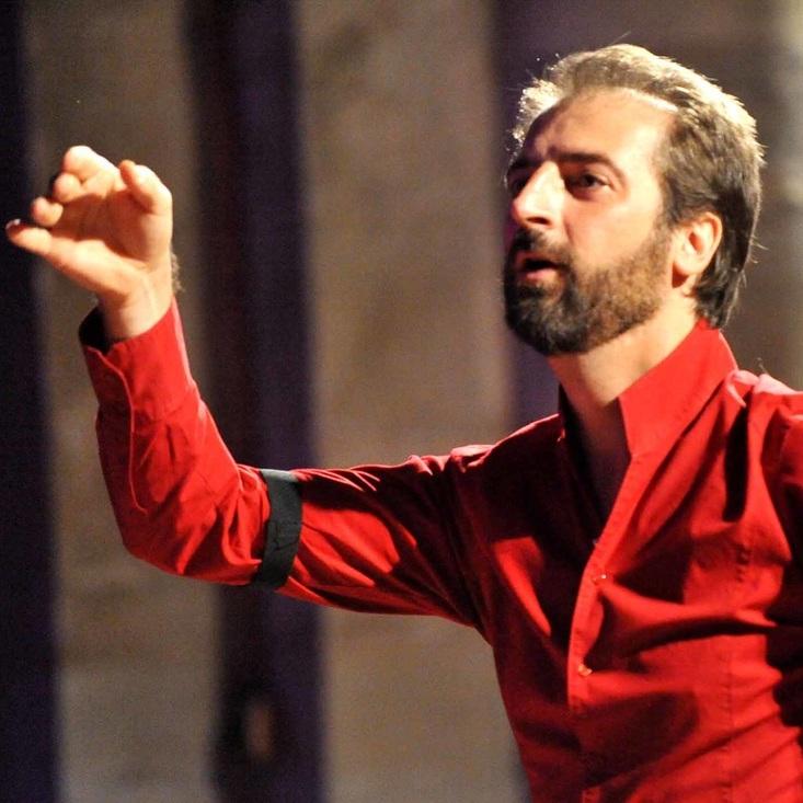 指揮 conductor  多納蒂  Lorenzo Donati