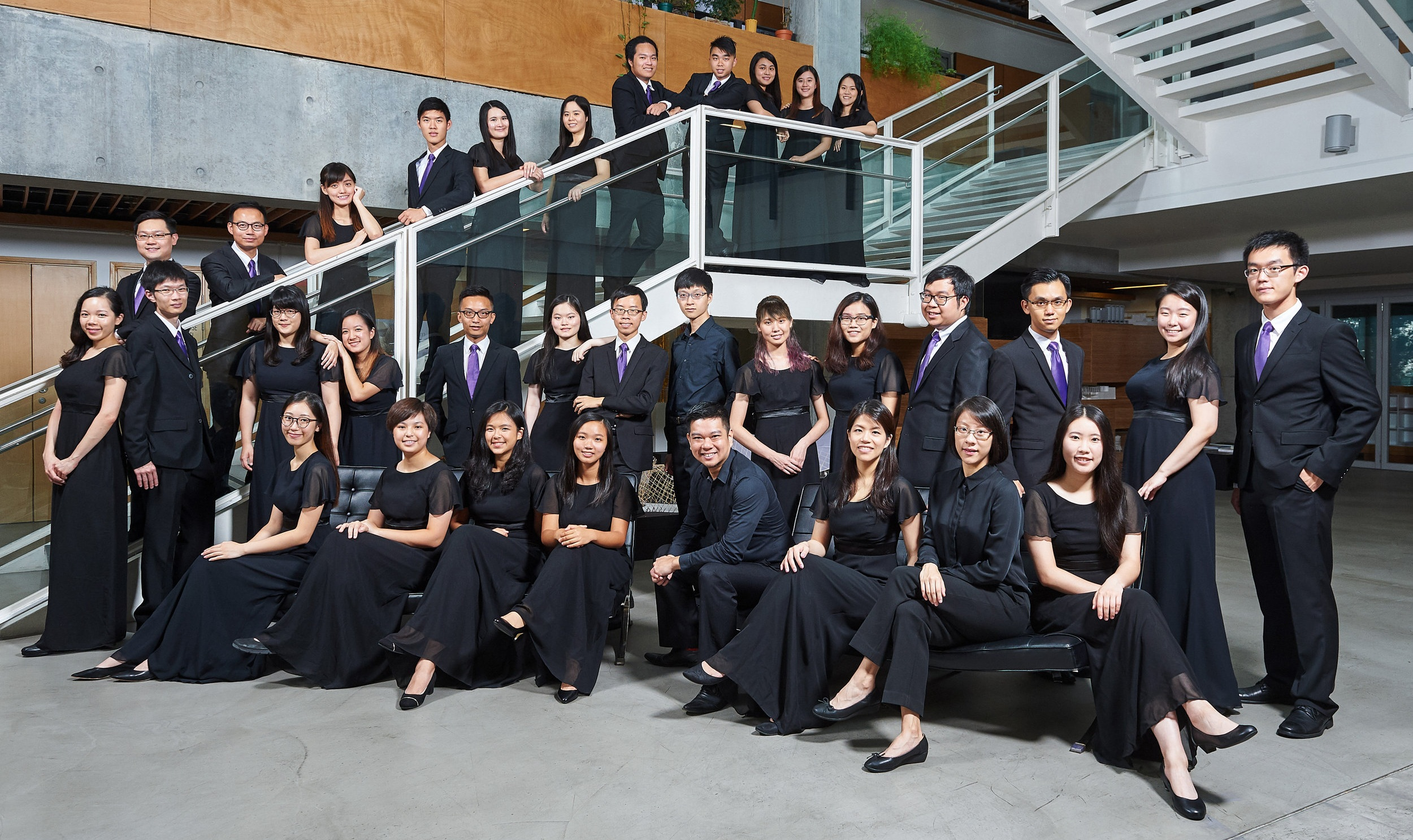 聯合演出  香港中文大學合唱團 The Chinese University of Hong Kong Chorus