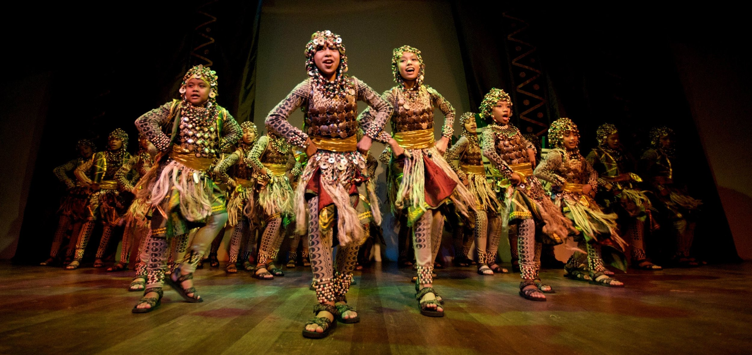演出團隊  曼達維兒童合唱團(菲律賓) Mandaue Children & Youth Chorus(The Philippines)