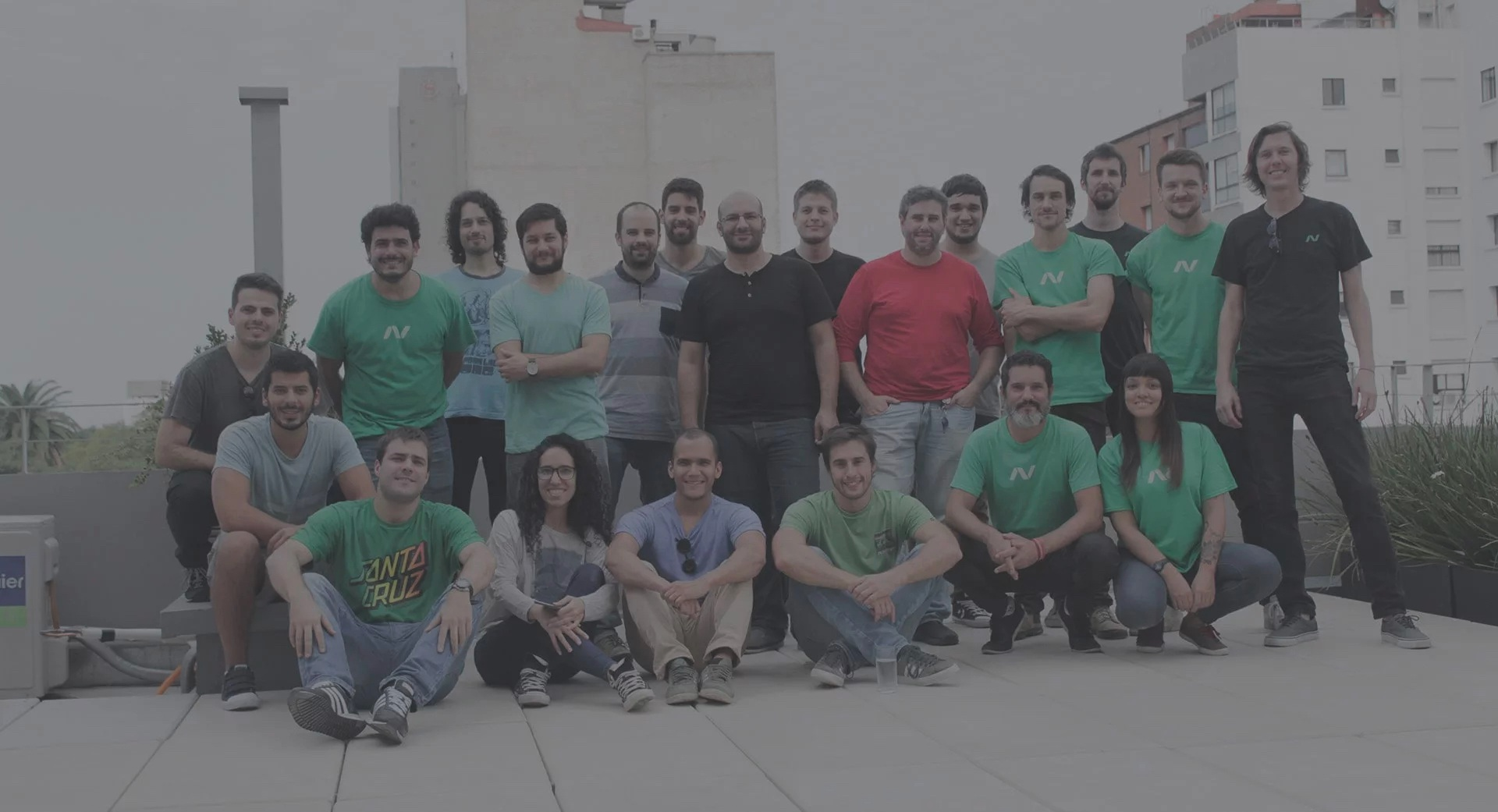Above: The NoblyPOS Team