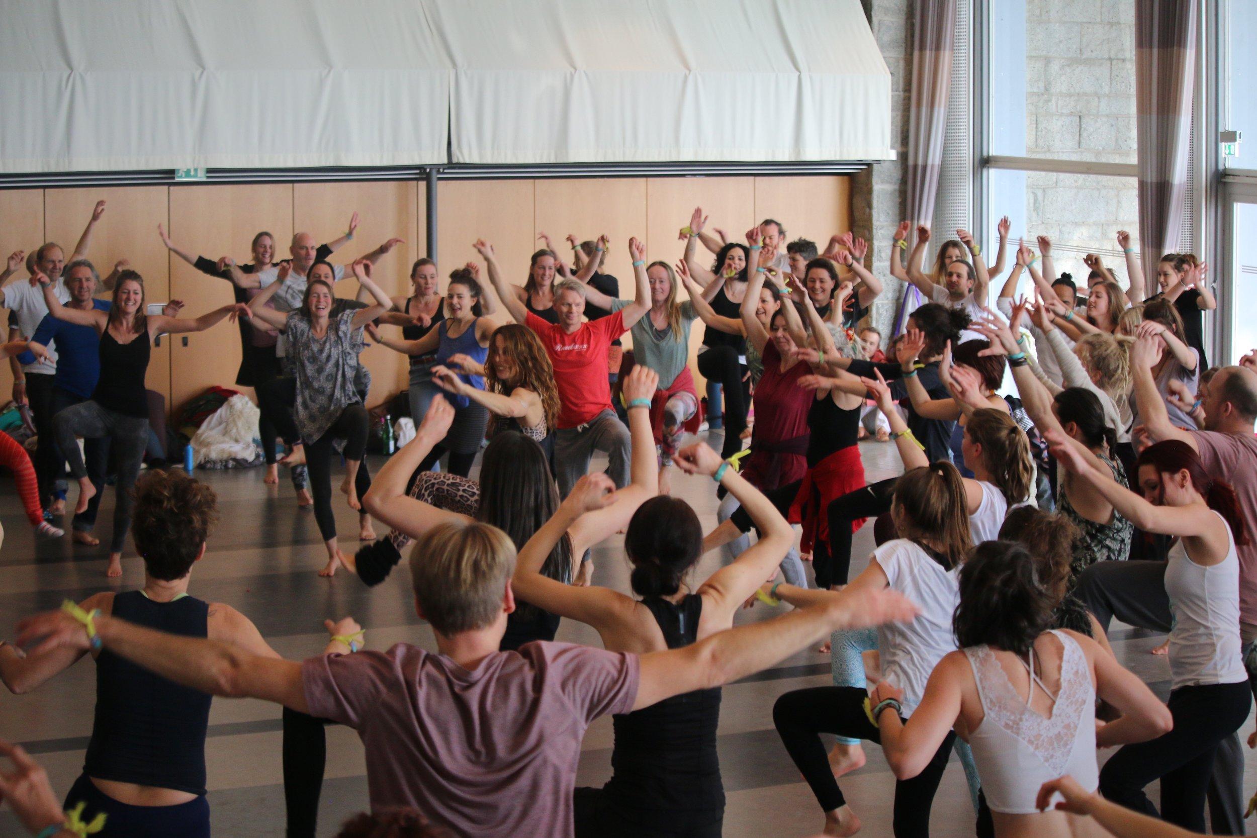 Yoga Trance Dance™ Ausbildung nach Shiva Rea - Early Bird: Euro 340,00 bis 31.12.2019Normalpreis: Euro 420,00exklusive Unterlagen