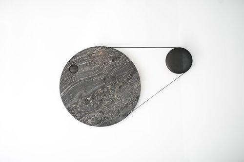 Ymer&Malta x Margaux Lafond : Horloge à courroie