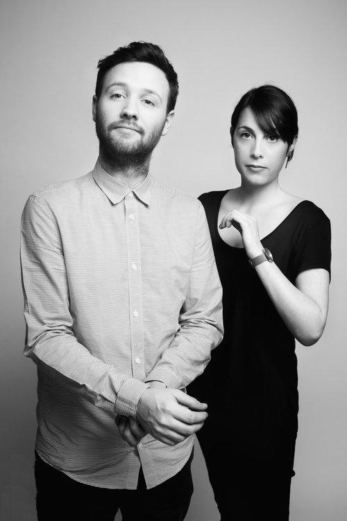 Levi Dethier and Sarha Duquesne, LeviSarha © Claire Payen