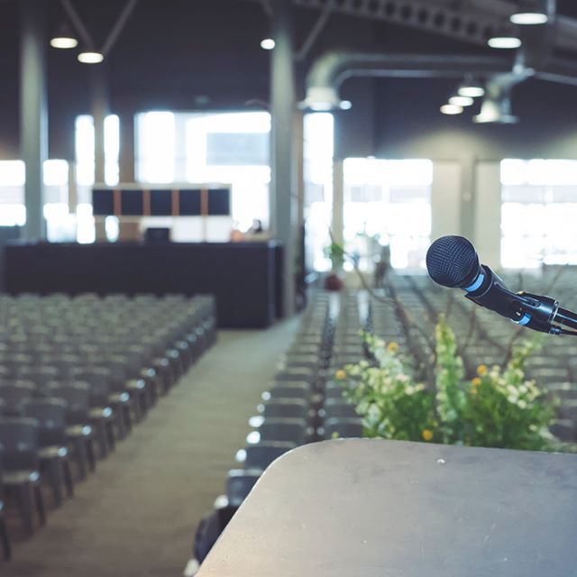 With seating for 1350 people our auditorium is the ideal venue for large conferences and graduations. Enquire now, link in bio. . . . . #TheStation #TheStationUrbanEventSpace
