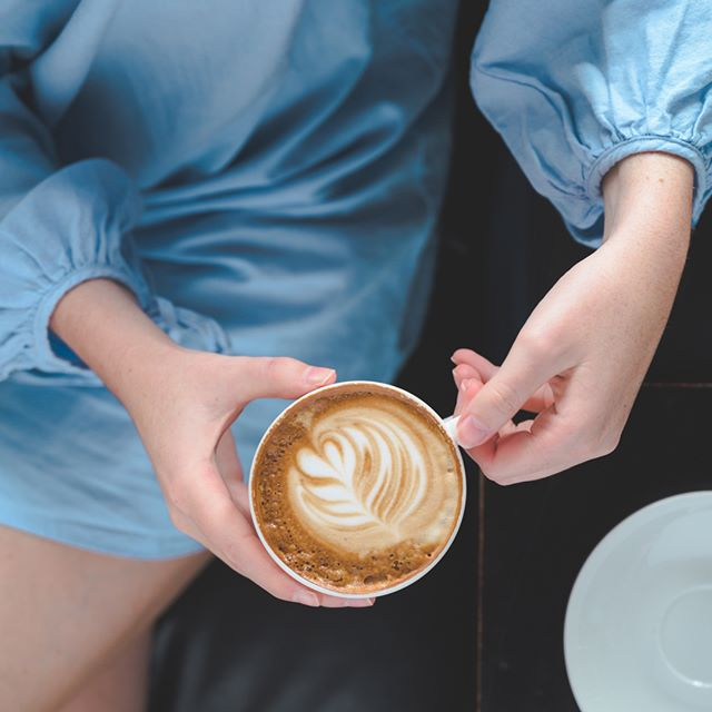 Money can't buy happiness but it sure can buy coffee, so take a break and get your caffeine fix at onsite Café Salt. . . . . #TheStation #TheStationUrbanEventSpace #CafeSalt