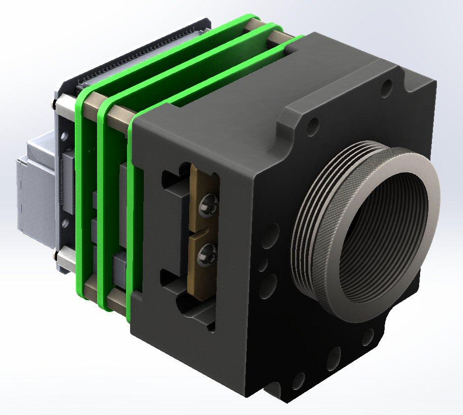 SWIR camera OEM Module