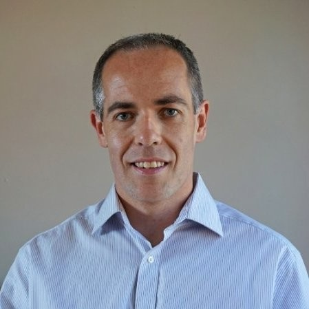 Ian Cox Sales and Marketing Manager