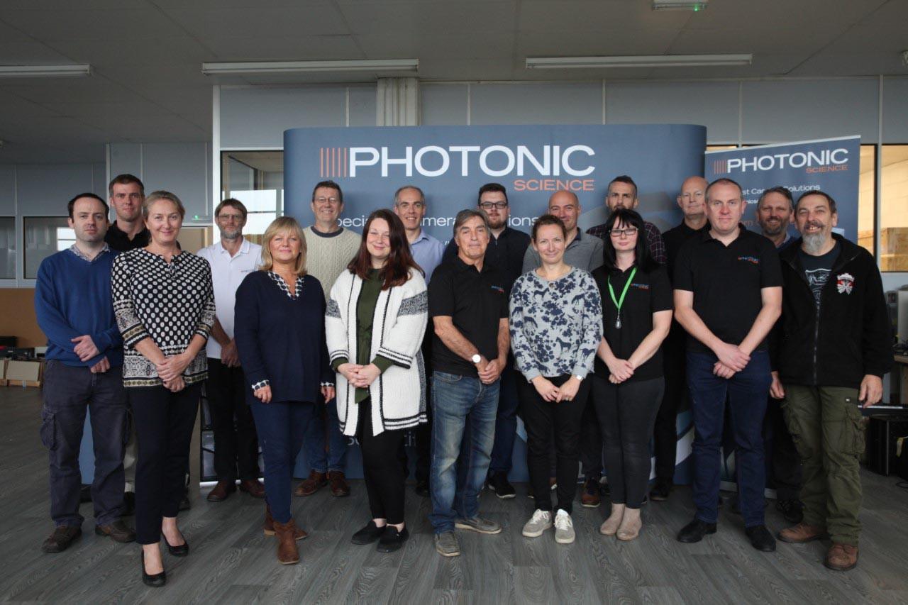 Photonic Science team