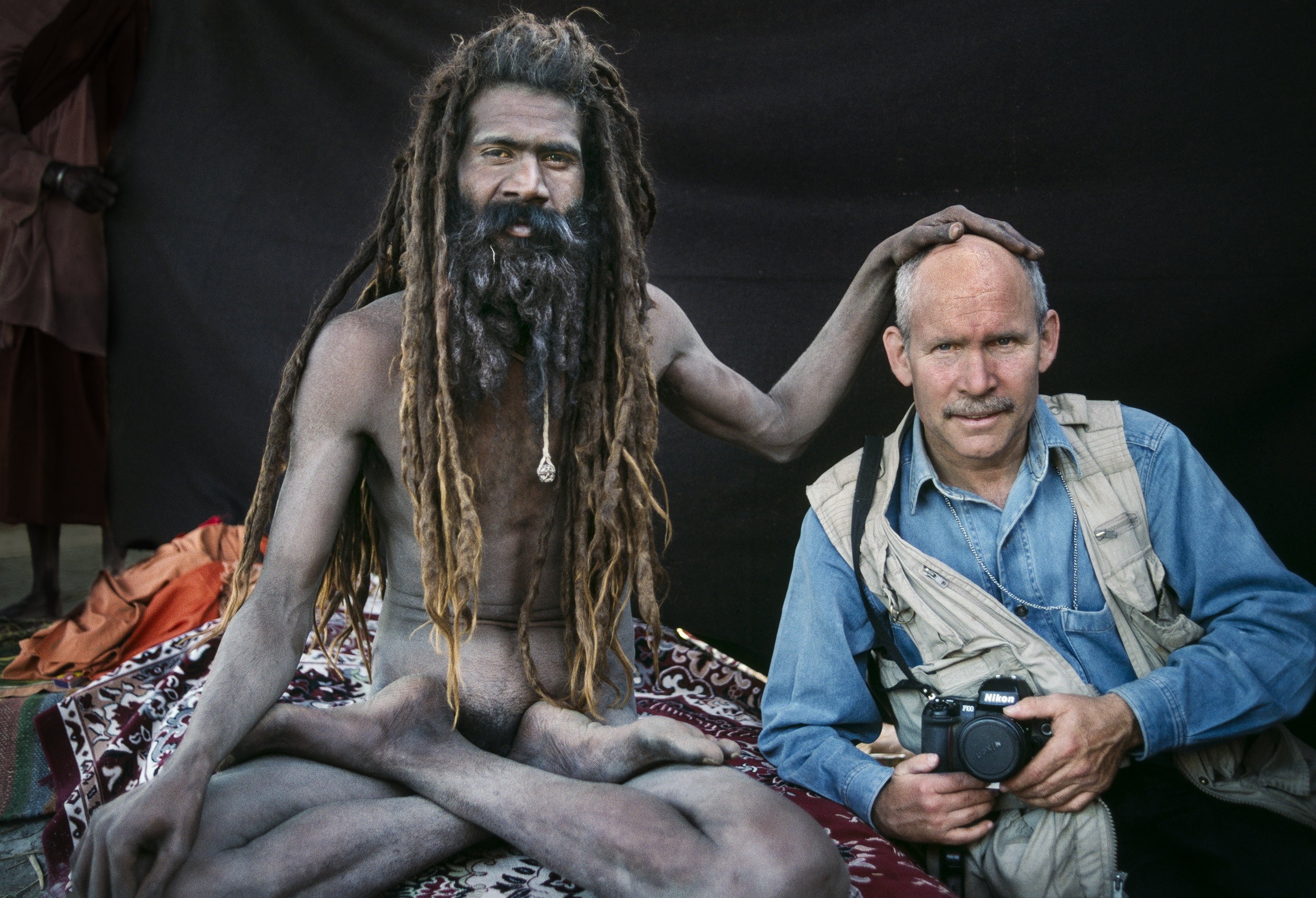 India, 2001 - Copyright: Steve McCurry ©