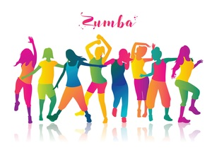 Join our very own member Alejandra Martinez as she shows us all her fabulous Zumba moves! FUN!!!! -