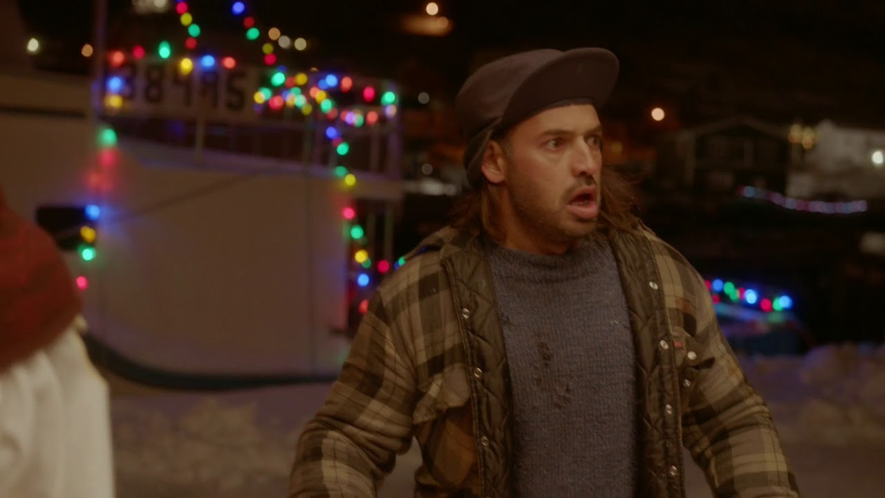 Shawn Majumder in  A Christmas Fury