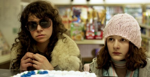 Tatiana Maslany and Julia Kennedy in  Grown Up Movie Star