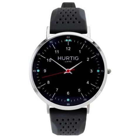 Hurtig Lane - Moderno Vegan Rubber Watch