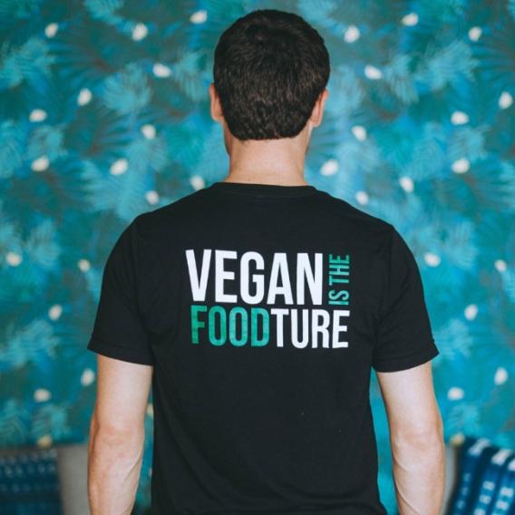 Vegetaryn - VEGAN IS THE FOODTURE