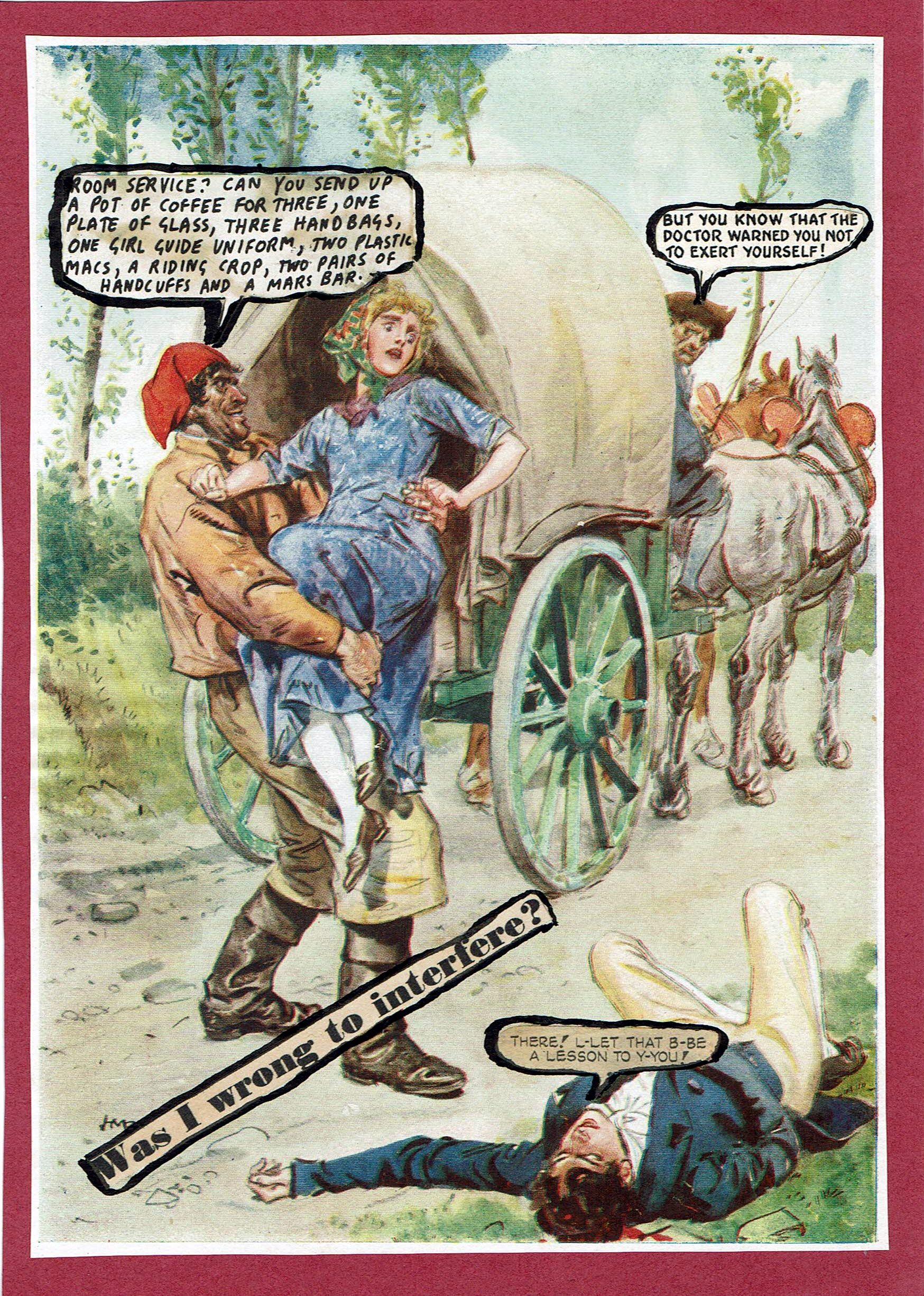 Wagon Jacking